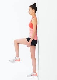 膝上げトレーニング